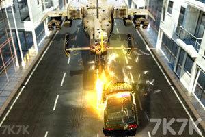 《暴力警车3》游戏画面1