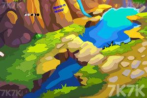 《森林宝藏逃生》游戏画面3