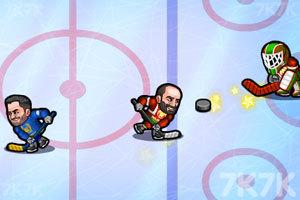 《热血冰球大战》游戏画面3