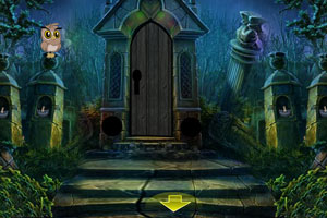 《森林小镇逃脱》游戏画面1