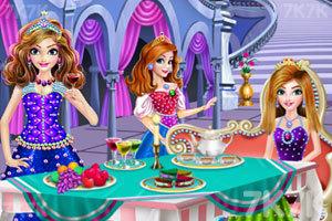 《小公主的下午茶》游戏画面1