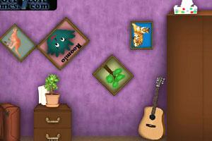 《逃出黑紫的房间》游戏画面1
