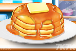 《早餐煎饼》游戏画面1
