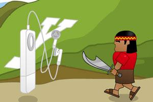 《文明与野蛮》游戏画面1