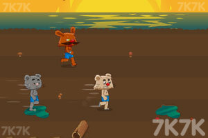《森林动物运动会》游戏画面5