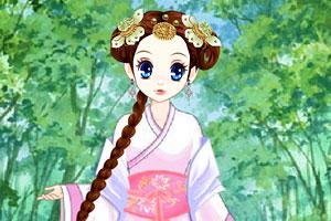 森迪公主穿越千年