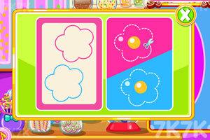 《宝贝糖果店偷懒》游戏画面3