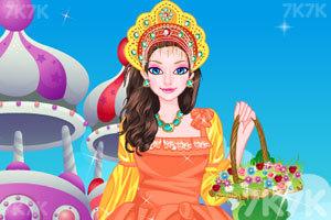 《俄罗斯公主》游戏画面2