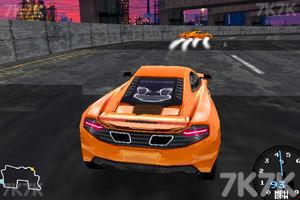 《3D超级竞速4》游戏画面1