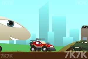 《疯狂轿车逃亡3》游戏画面7