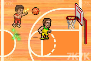 《狂怒籃球》游戲畫面4