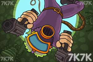《害虫猎人2无敌版》游戏画面1