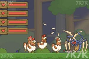 《史诗级老母鸡无敌版》游戏画面1