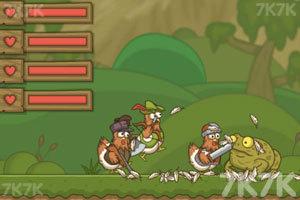 《史诗级老母鸡无敌版》游戏画面3
