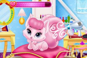 《公主和猫的生活》游戏画面6