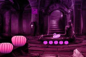 《逃离万圣节南瓜城堡》游戏画面1