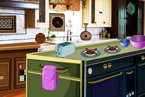 《逃离披萨店厨房》游戏画面1