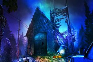 《逃离万圣节小镇》游戏画面1