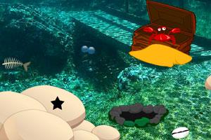 《深海寻找钻石项链》游戏画面1