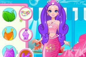 《美人鱼的美发沙龙》游戏画面5