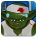 怪物绿人脑部治疗