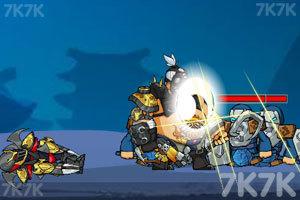 《先锋联盟v0.8》游戏画面4