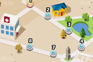 《豪车大赛》游戏画面3