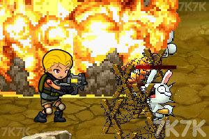 《英雄守望者》游戏画面4