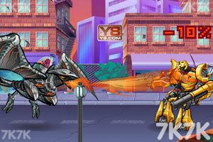 《狂暴重装机甲2无敌版》游戏画面3