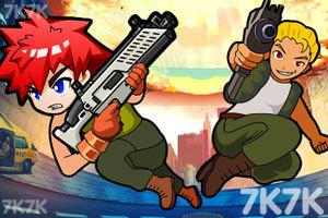 《英雄守望者无敌版》游戏画面4