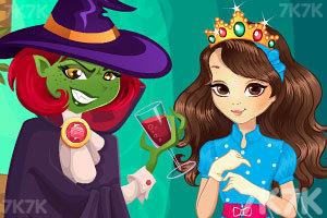 《青蛙变公主》截图2