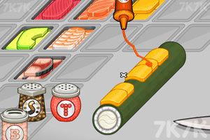 《老爹寿司店》游戏画面3