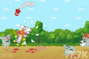 《豪猪战地鼠》游戏画面2