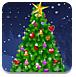 公主布置圣诞树
