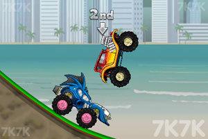 《翻滚吧大脚车》游戏画面4