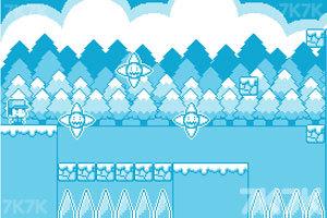 《爱在雪中》游戏画面2