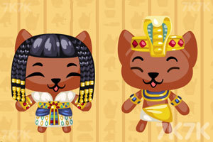《埃及猫大冒险》游戏画面1