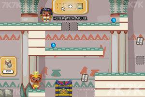 《埃及猫大冒险》游戏画面2