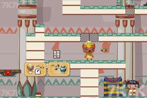 《埃及猫大冒险》游戏画面3