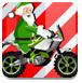 圣诞老人摩托赛