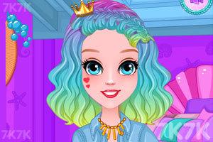 《人鱼公主超美新发型》截图2