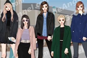 《韩国女子时尚冬装》截图1