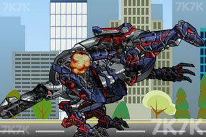 《修理机械喷火龙》游戏画面1