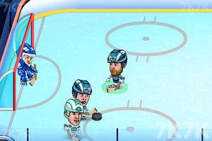 《冰球传奇》游戏画面2