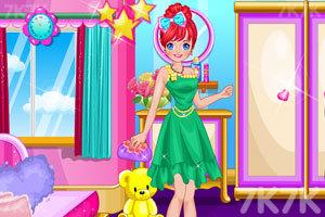 《娃娃屋清洁》游戏画面4