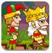 国王和王子回皇宫