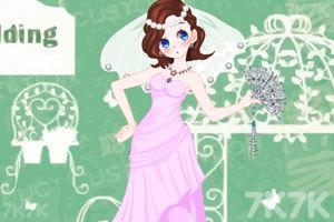 《美丽可爱小新娘》游戏画面1