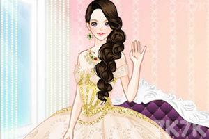 《公主的新娘礼服》游戏画面1