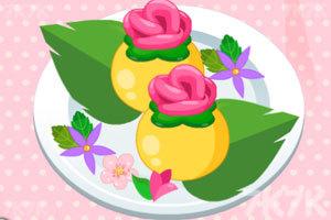 《厨师阿sue之松糕》游戏画面1