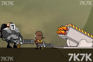 《枪火英雄无敌版》游戏画面1